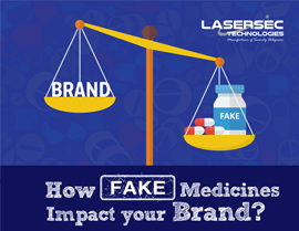 How fake medicines impact your brand?